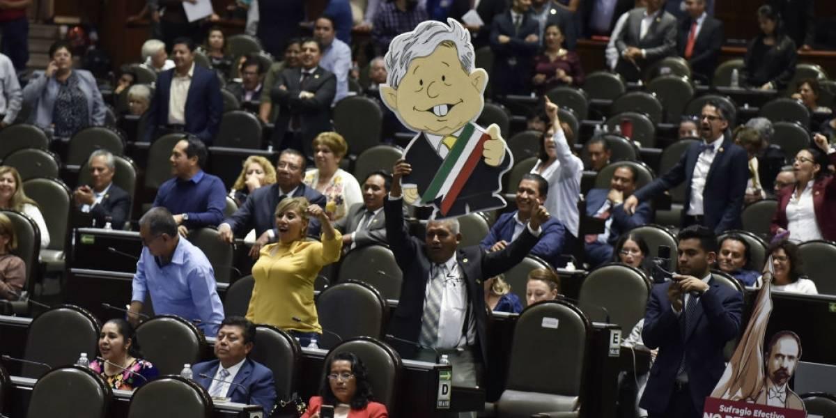 Diputados aprueban revocación de mandato solo para el presidente