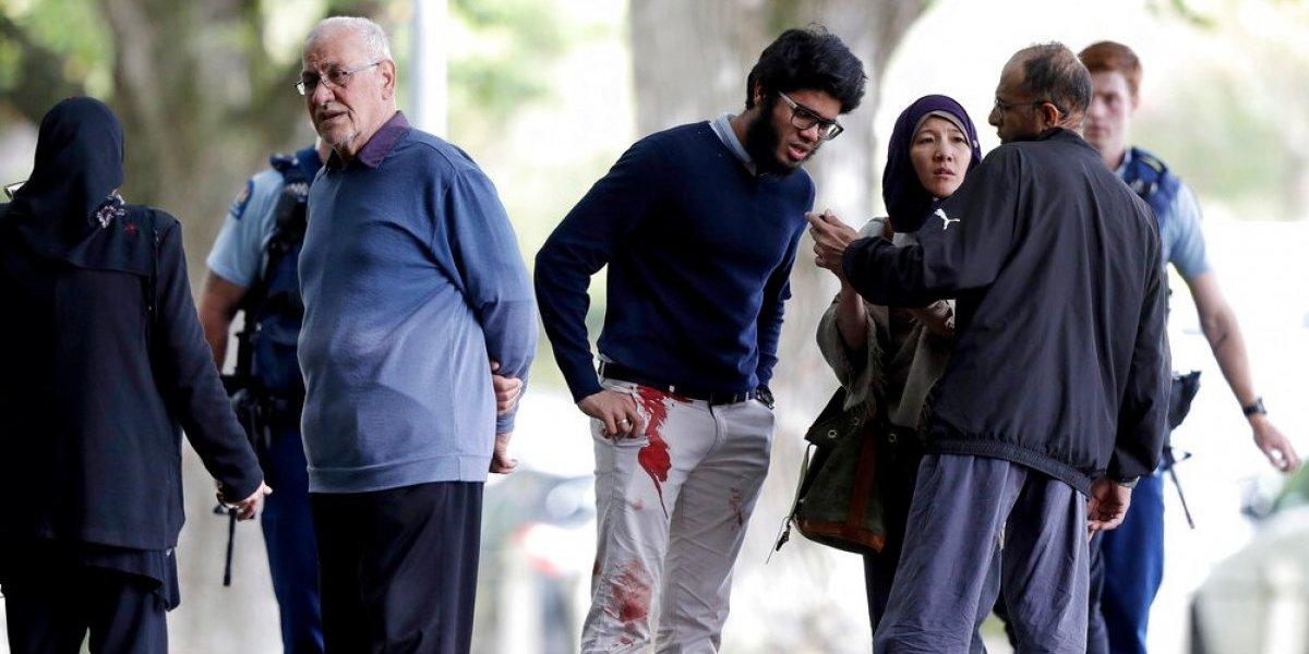 Tiroteos en mezquitas de Nueva Zelanda dejan más de 40 muertos