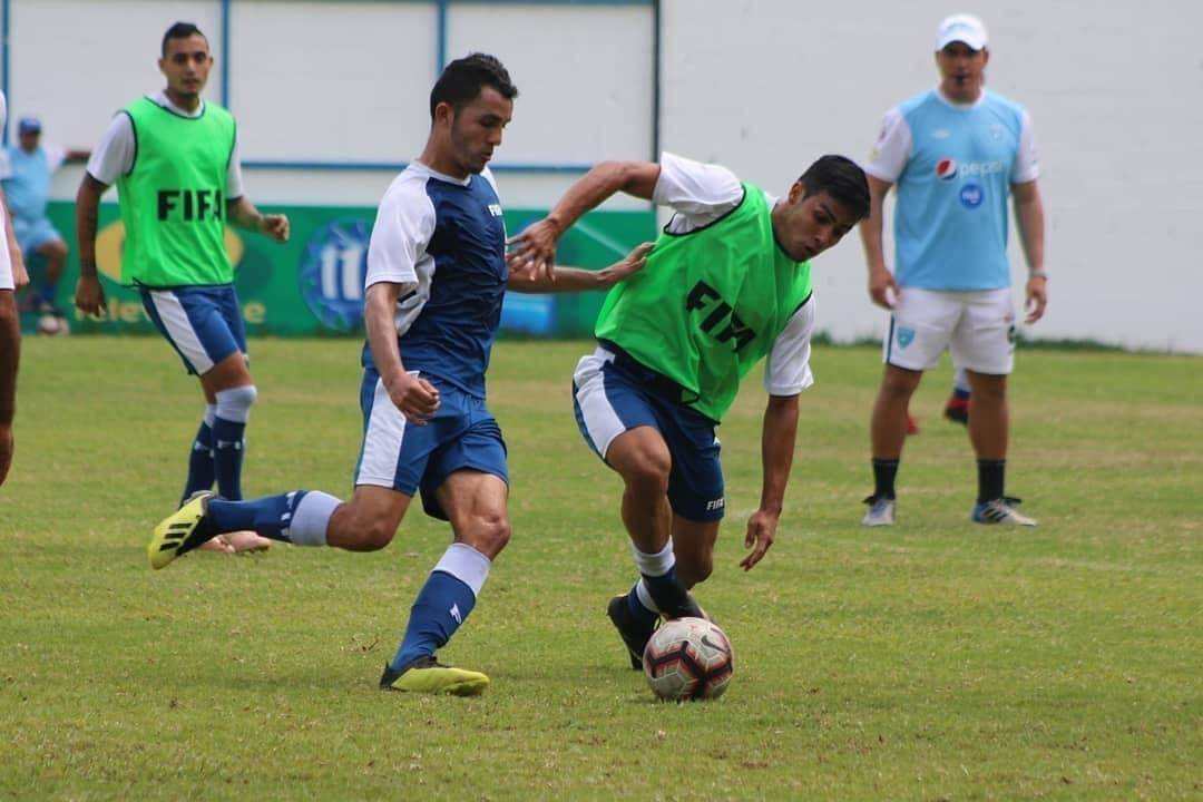 Convocados de Guatemala para amistoso ante Costa Rica