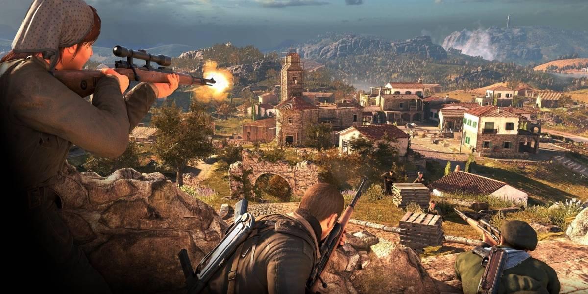 Rebellion anuncia Sniper Elite 5 y la remasterización de Sniper Elite V2