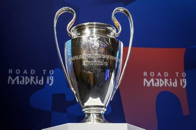 Sorteo de los cuartos de final de la Champions