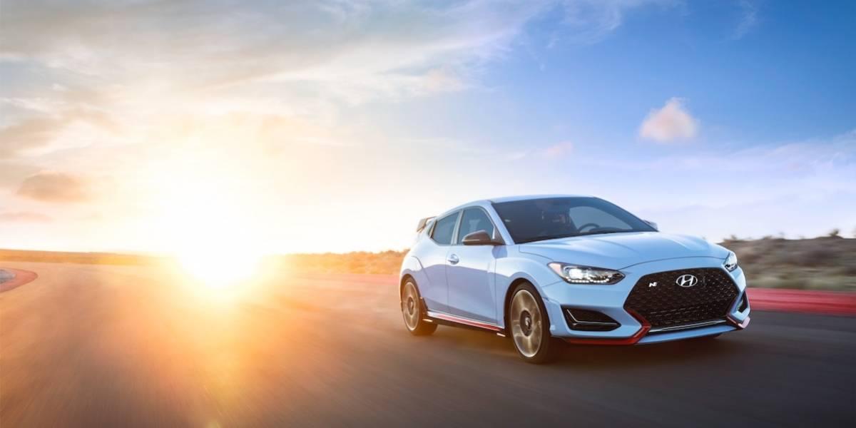 Hyundai Veloster N: velocidad y alto rendimiento