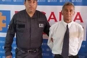 Violador Uribe Ochoa