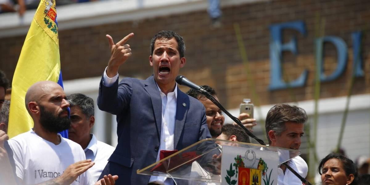 Juan Guaidó convocó a asambleas en todo Venezuela