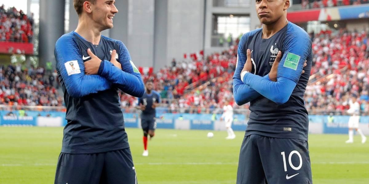 """Niegan a pareja el derecho de llamar a su hijo """"Griezmann Mbappé"""""""