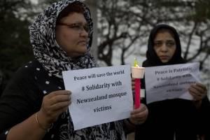 Manifestaciones en el mundo musulmán por atentado en Nueva Zelanda