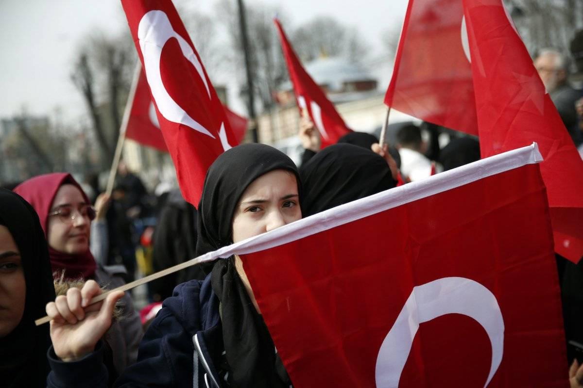 Turquía Foto: AP