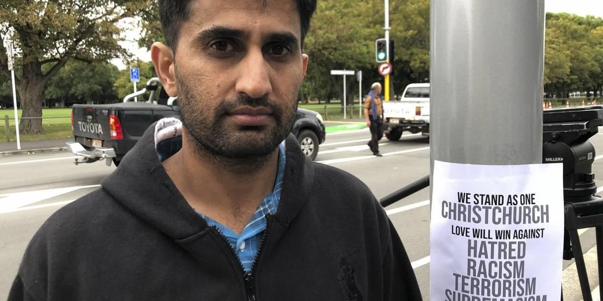 La historia del hijo que vio morir a su padre que estaba de visita durante la masacre en Nueva Zelanda