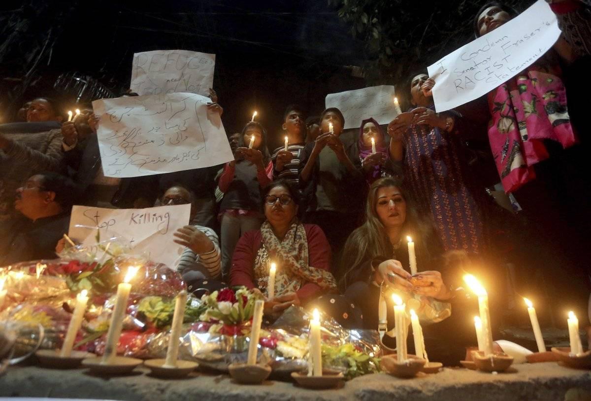 Pakistán Foto: AP