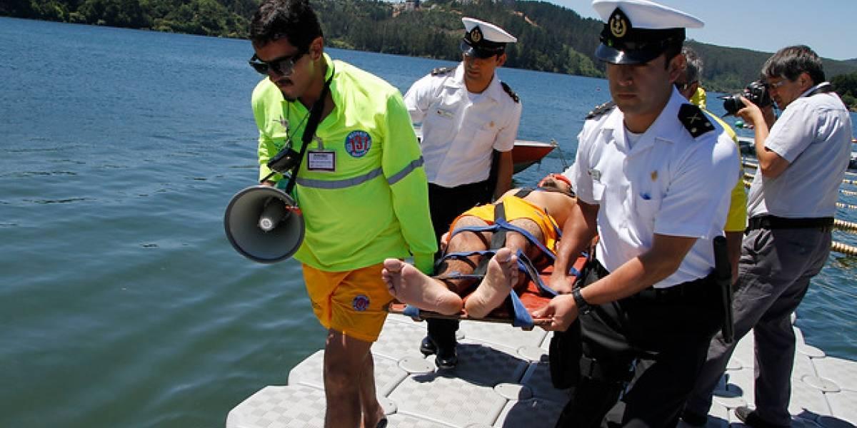 Temporada de playas cerró con 15 fallecidos y un desaparecido en 311 emergencias