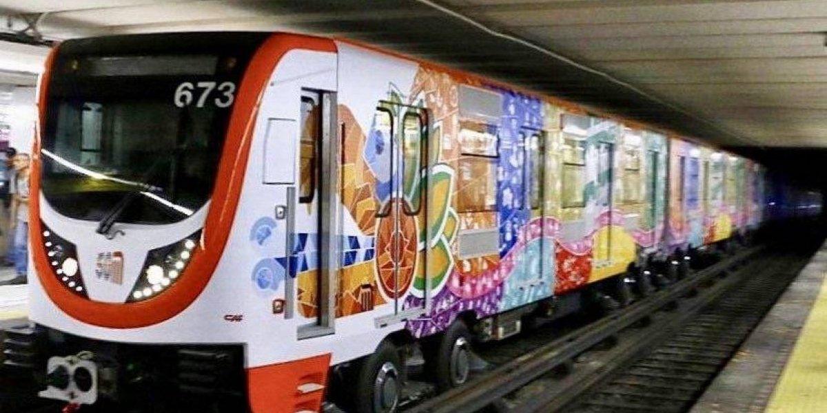 Metro amplia horario de servicio por festival Noche de Primavera