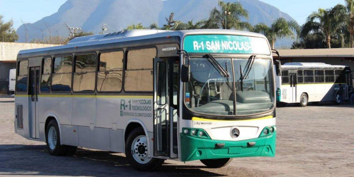 Incrementará costo del transporte público en Monterrey