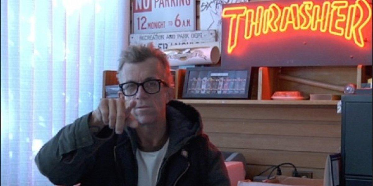 Muere Jake Phelps, editor de Thrasher Magazine