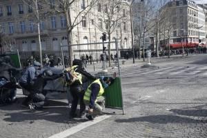 Manifestaciones de los Chalecos Amarillos