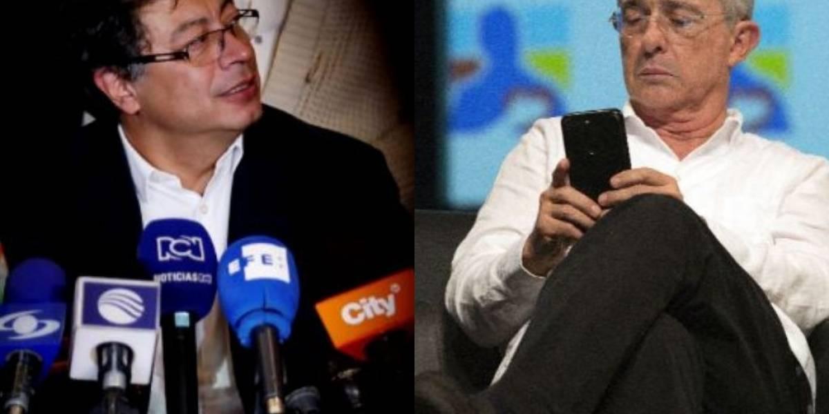 Corte Suprema cita a conciliar a Álvaro Uribe y Gustavo Petro por presunta calumnia