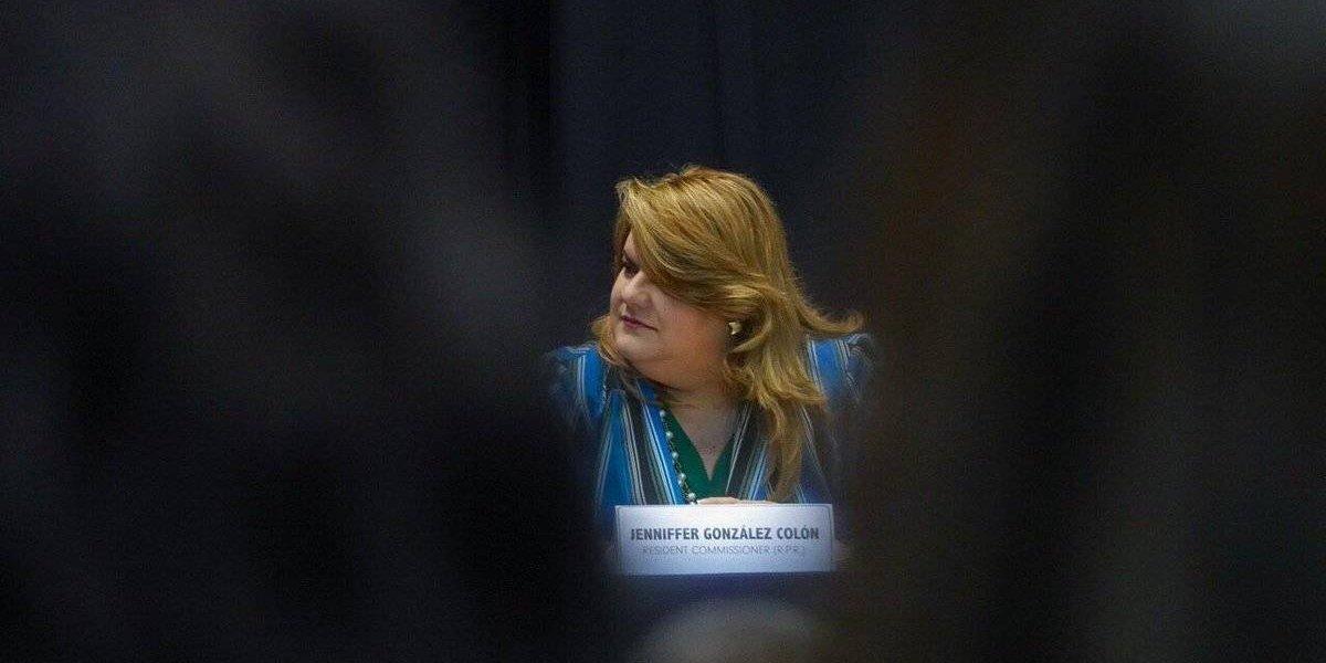 Jenniffer González solicita reunión urgente del directorio del PNP