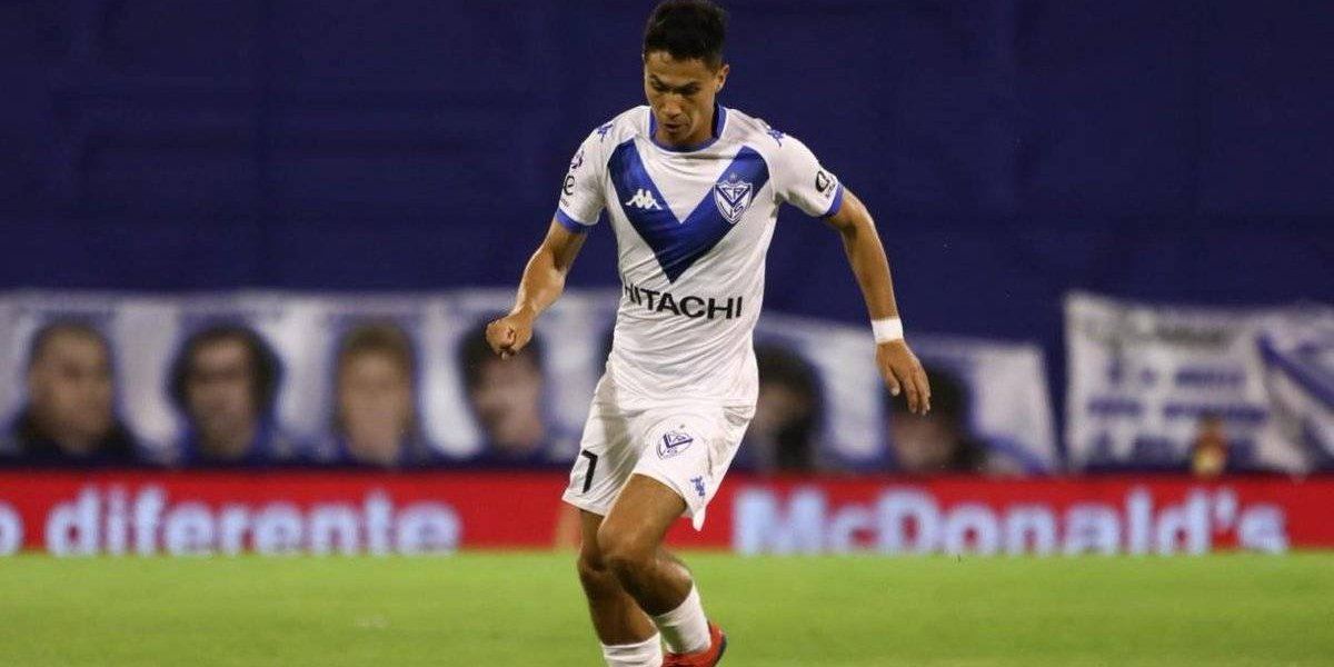 Pablo Galdames anotó sobre el final en triunfo de Vélez Sarsfield por la Superliga Argentina