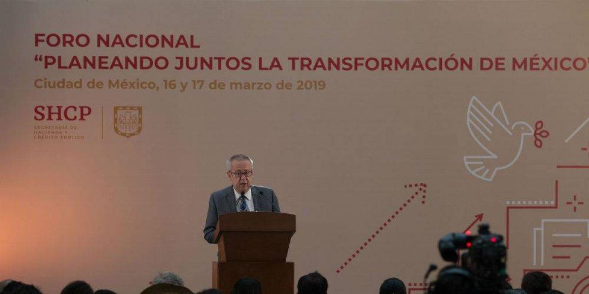 Avanzan trabajos para Plan Nacional de Desarrollo 2019-2024