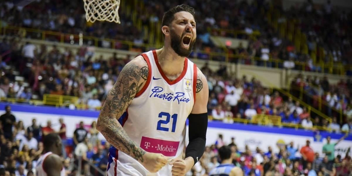 12 Magníficos caen dentro de grupo con España en Mundial FIBA