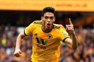 Los cinco mejores goles de Raúl Jiménez con el Wolverhampton