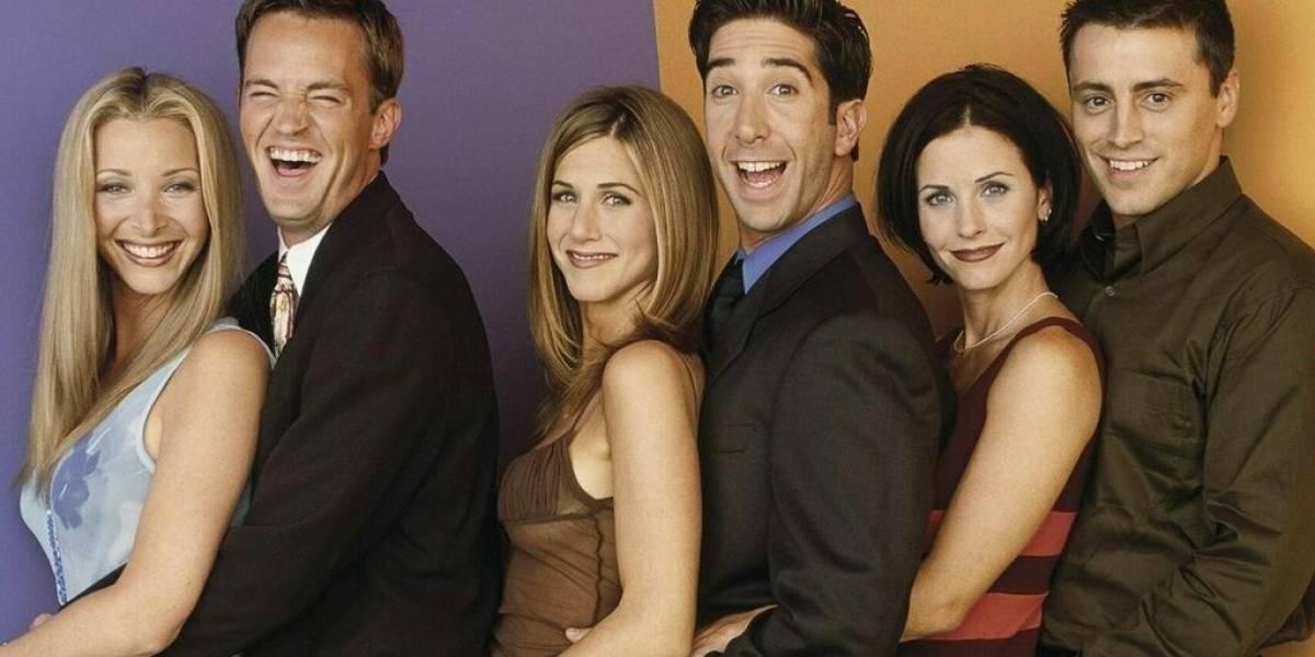 """""""Friends"""" es considerada la mejor serie de televisión de la historia"""