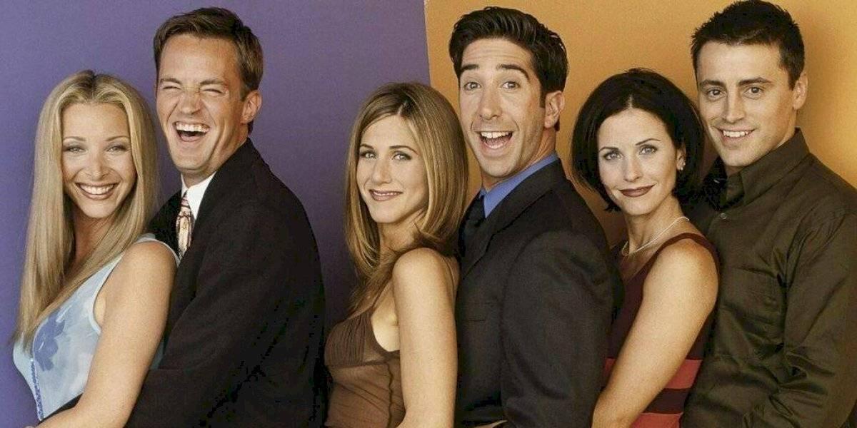 """Fue sólo un susto: Netflix confirma que no eliminará """"Friends"""" de su catálogo en Latinoamérica"""