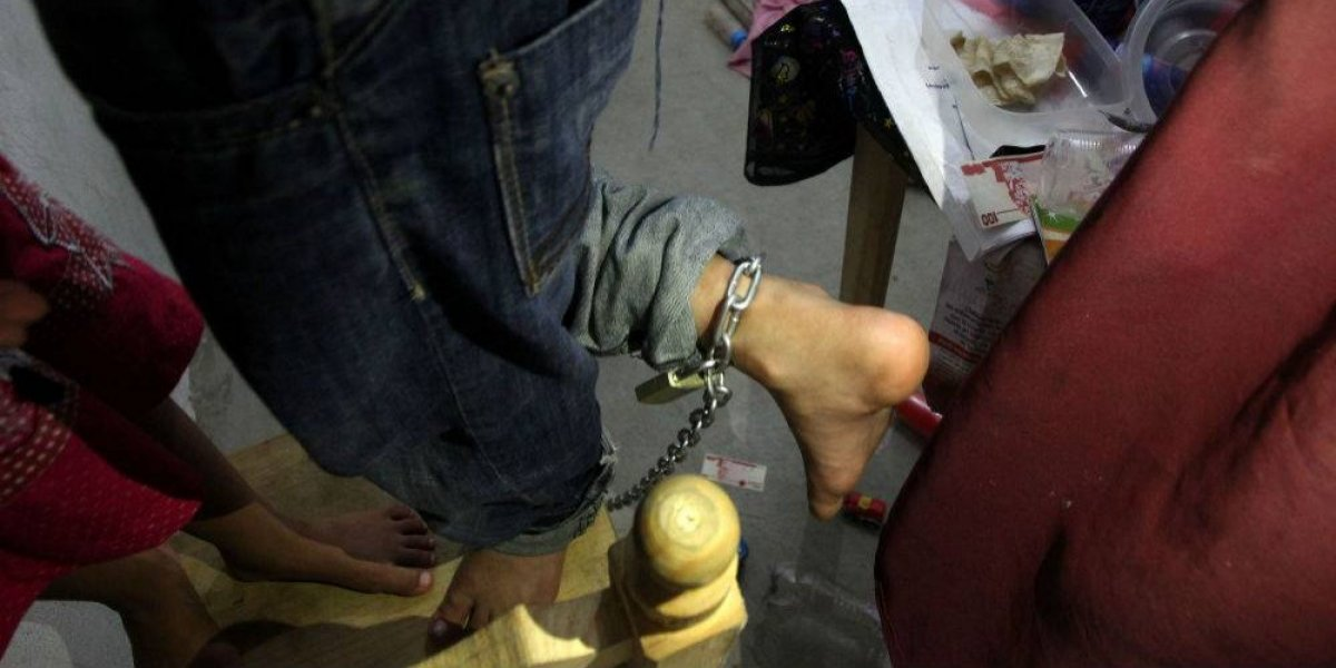 Van a prisión detenidos por maltratar a niño en Tlalpan