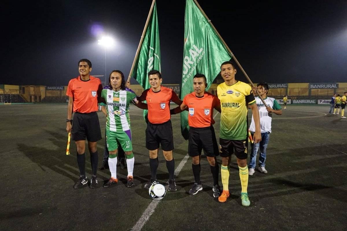 Resultado Petapa vs Antigua, Torneo Clausura 2019