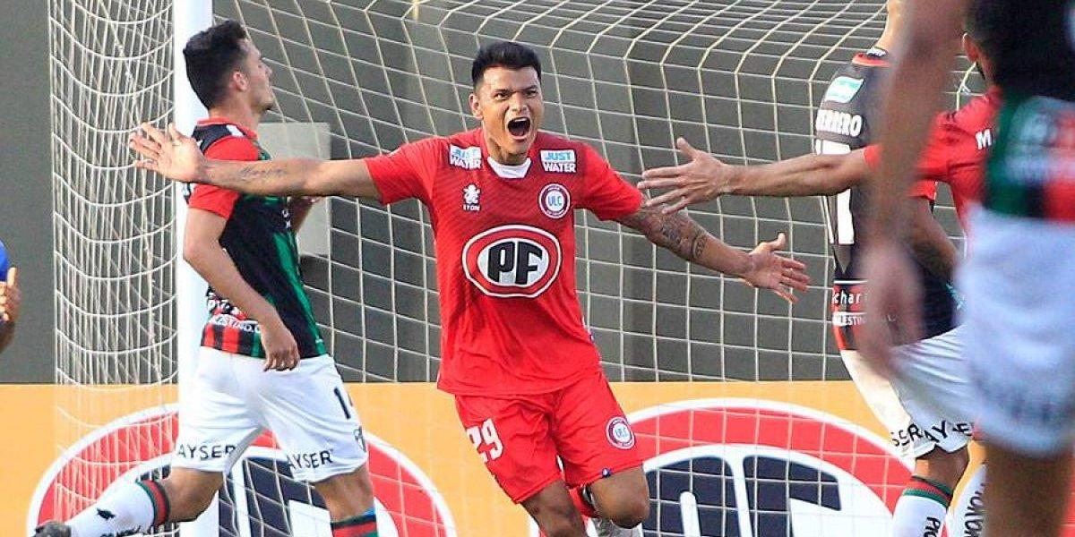 """Walter Bou renace en La Calera: """"Me gusta mucho estar acá, la liga chilena es muy buena"""""""