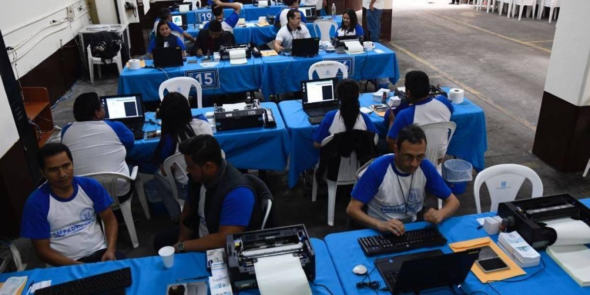 ¿Cuántos guatemaltecos se empadronaron? TSE revela el dato