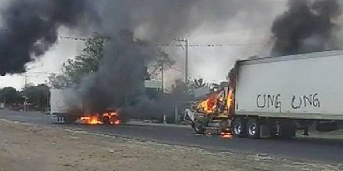 Violencia en Veracruz, reacciones desesperadas de la delincuencia: gobernador