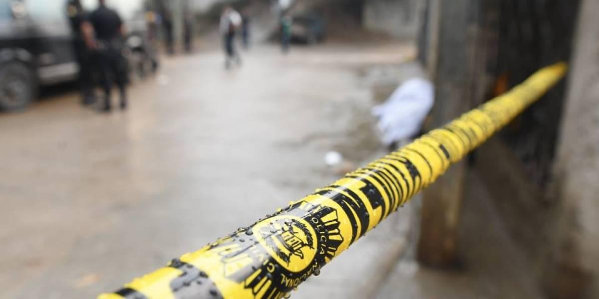 Masacre cobra la vida de una niña en Ciudad Quetzal