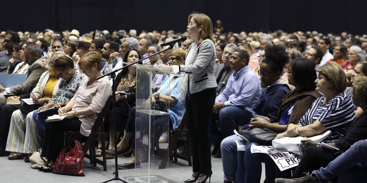 Yulín reacciona a situación de abucheos durante vista congresional