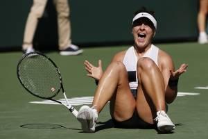 Bianca Andreescu vs Angelique Kerber