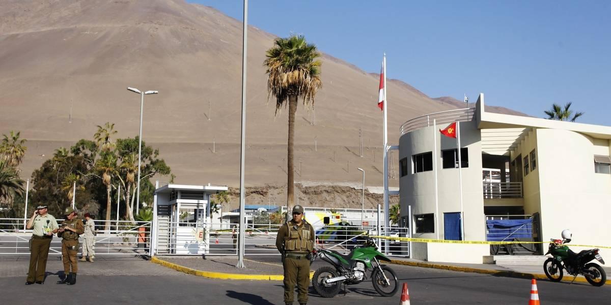 Iquique: Fiscalía Militar investiga motivos de joven conscripto que mató a sus superiores
