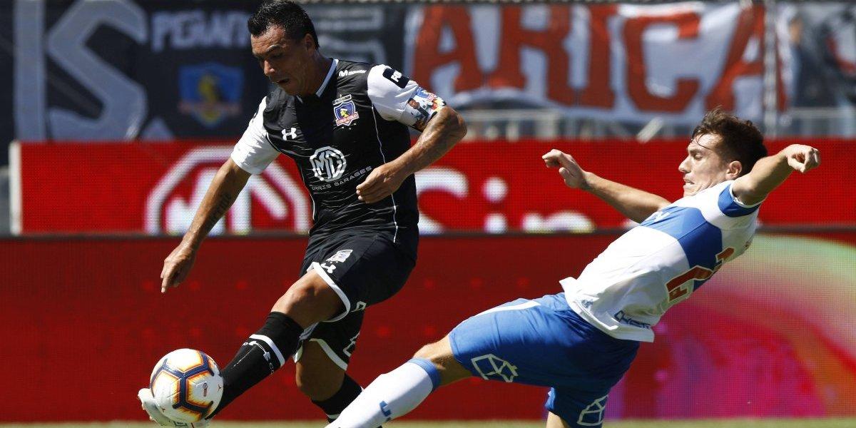"""La dura crítica de Paredes en Colo Colo: """"No jugamos a lo que habíamos acostumbrado"""""""