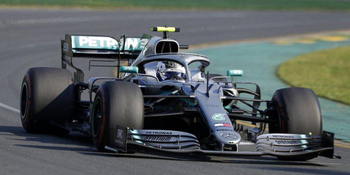 F-1: Bottas sorprende a Hamilton y se queda con el GP de Australia