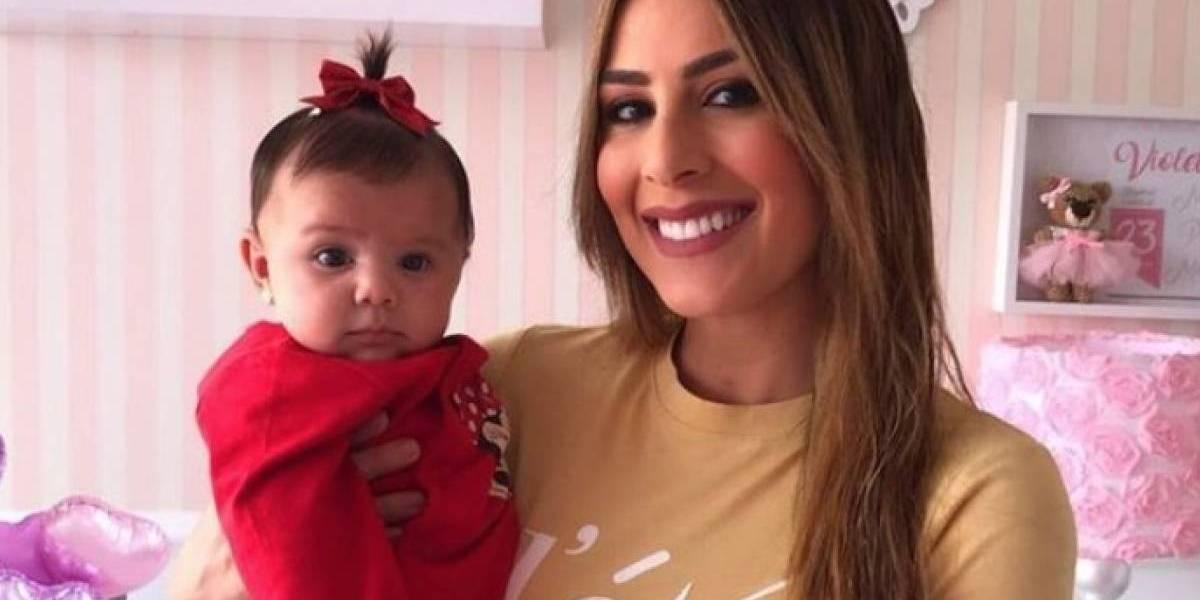 Fuertes críticas a Carolina Soto por regalo que le dio a su hija