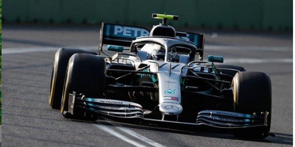 F1 2019 Gran premio Australia Melbourne: Doblete de Mercedes, Valtteri Bottas sorprende a todo Albert Park