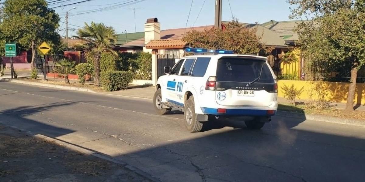 Menor de edad le propinó 42 puñaladas: joven de 16 años asesinó a mujer en Rancagua para robarle $10 mil