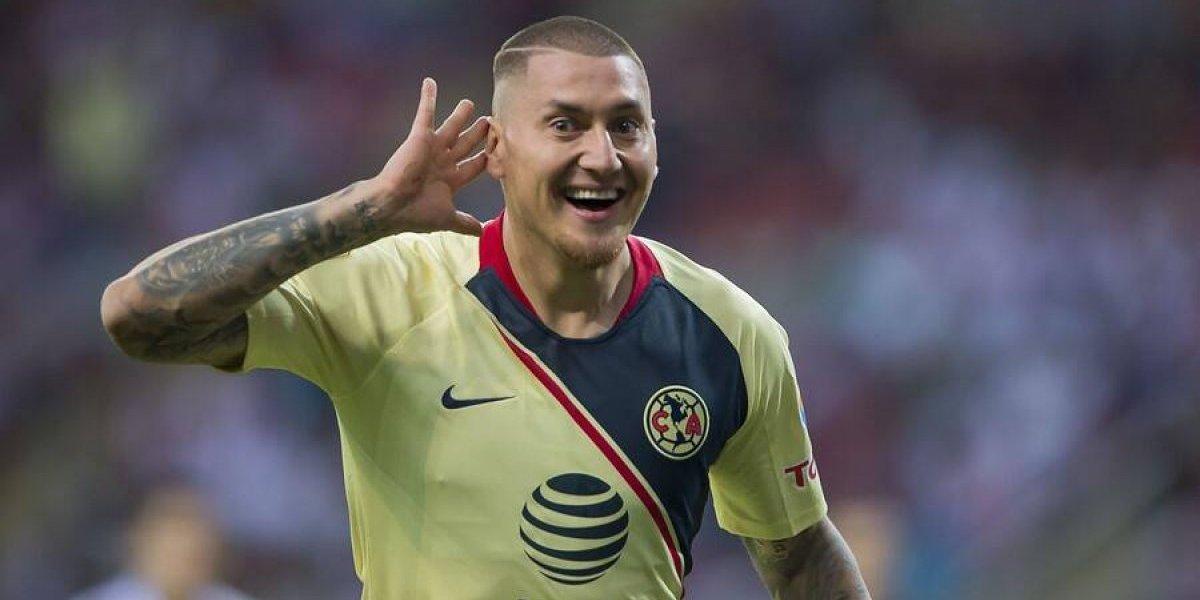 Golazo de Nico Castillo impulsó al América a ganar el clásico ante Guadalajara en la Liga MX
