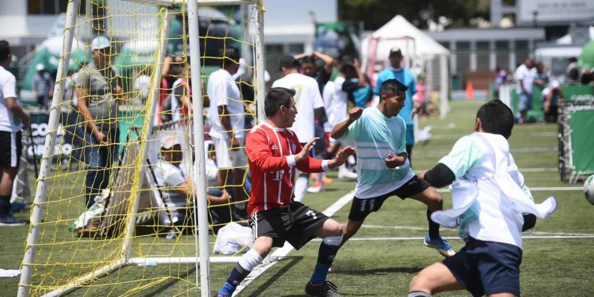 Se sube el telón de la IV Copa Cementos Progreso