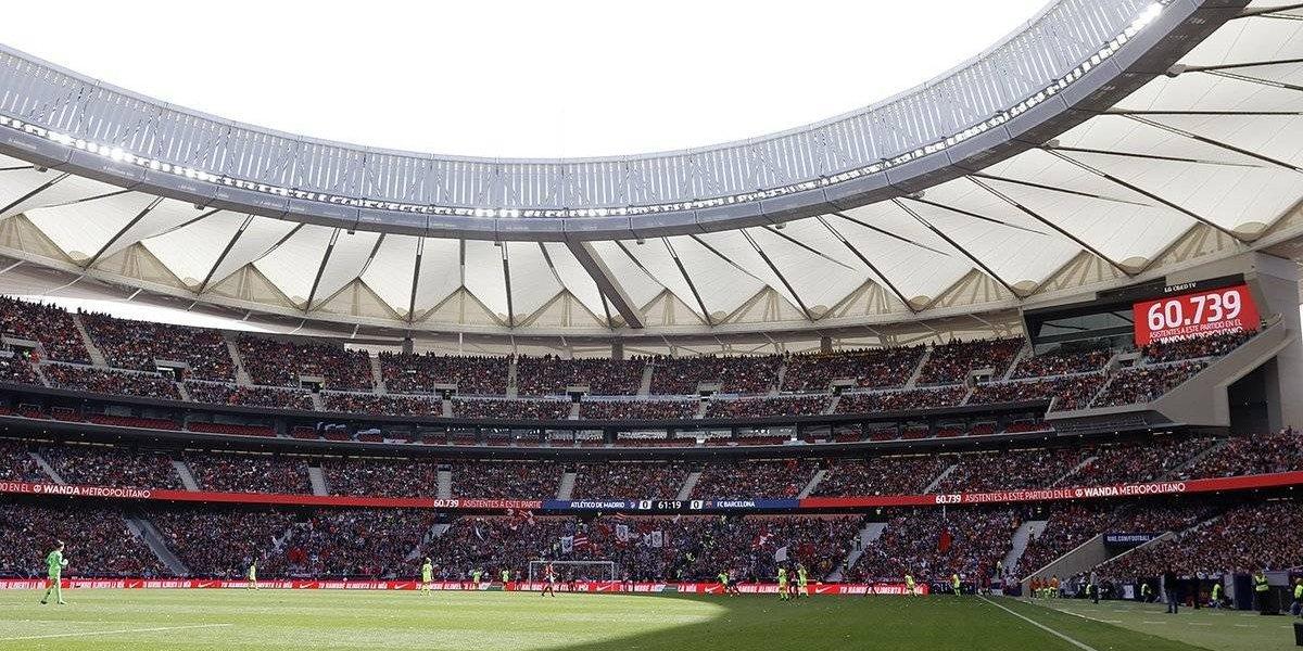 Wanda Metropolitano rompe récord de asistencia en partido femenil