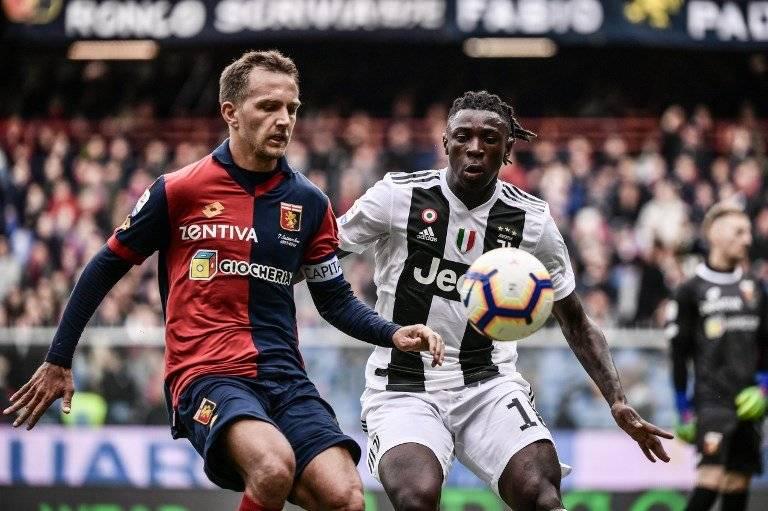 Resultado Genova vs Juventus, Serie A 2019