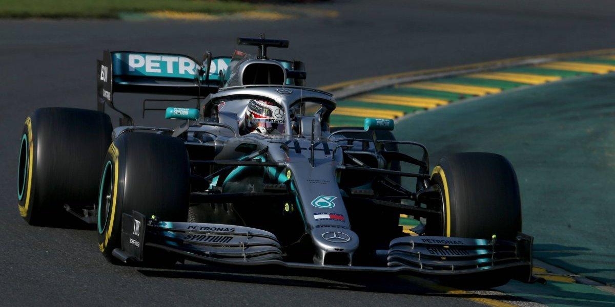 Valtteri Bottas se corona en el Gran Premio de Australia; 'Checo' cerró fuera del Top 10