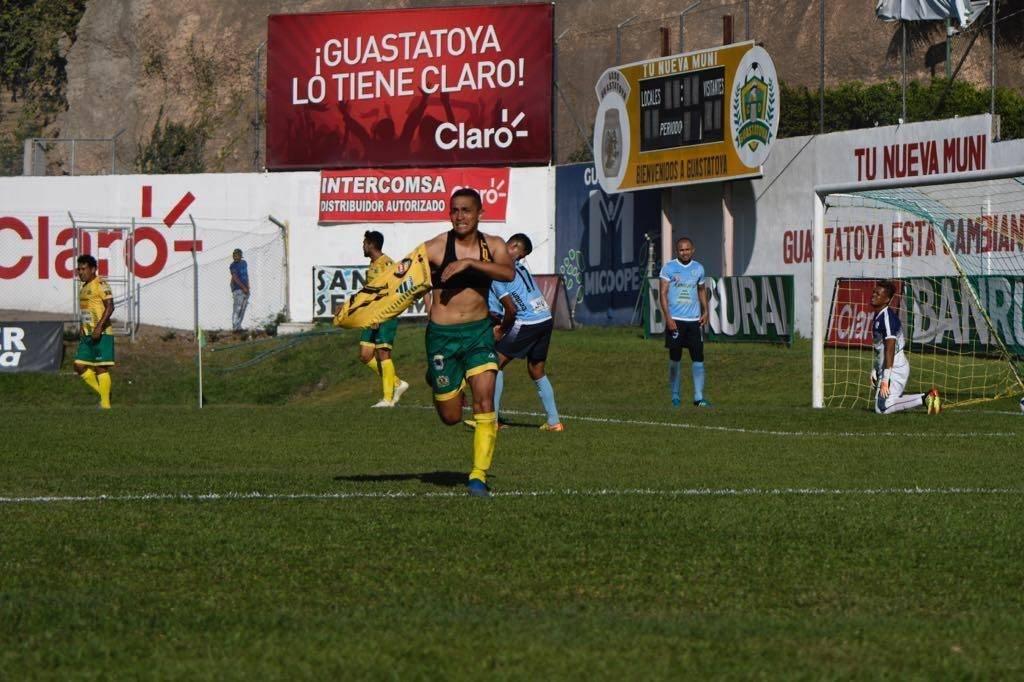 Resultado Guastatoya vs Sanarate, Torneo Clausura 2019