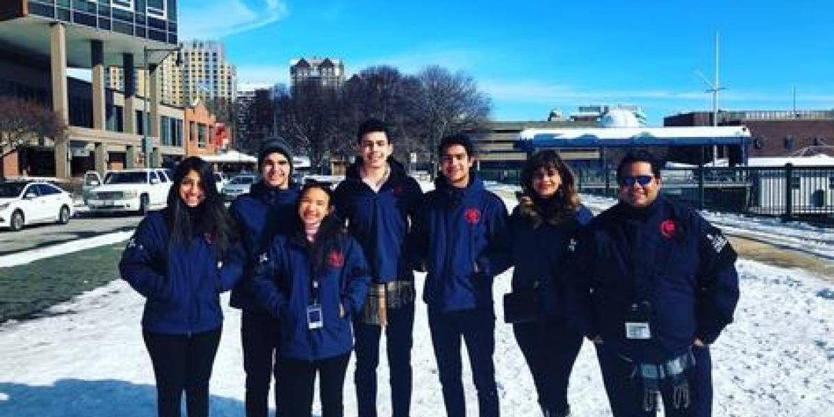 #TeVimosEn: GESTUR acompaña estudiantes dominicanos a torneo en Harvard