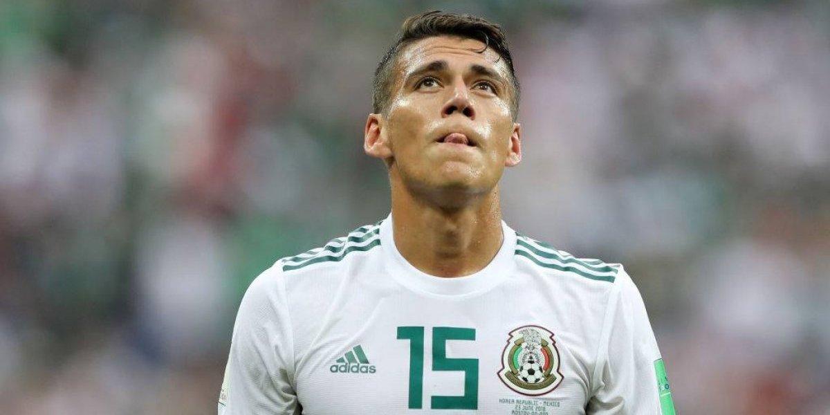 ¿Héctor Moreno ya piensa en emigrar a la MLS?