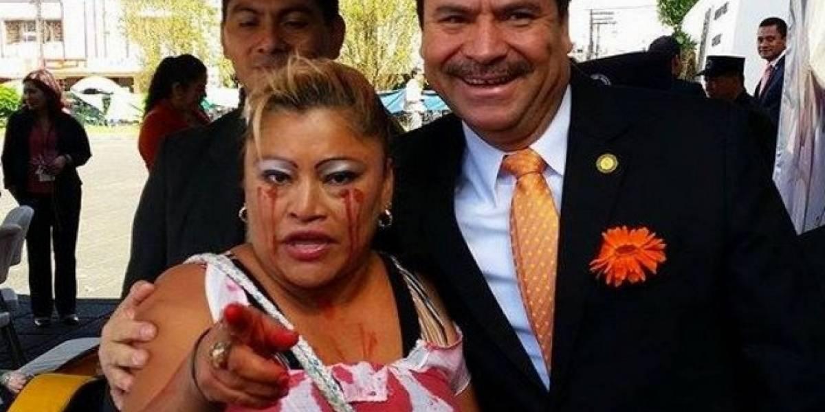 """Partido MLP explica porqué ya no postulará a """"la Pirulina"""" para diputada"""