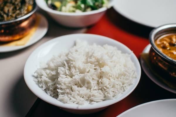 como comer arroz blanco sin engordar